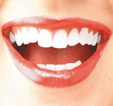 denti bianchi e splendenti