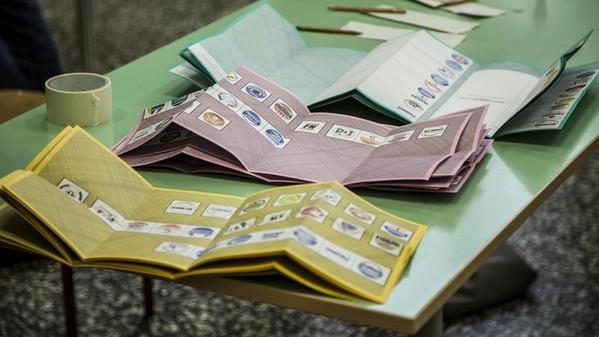 Risultati delle elezioni amministrative 2015