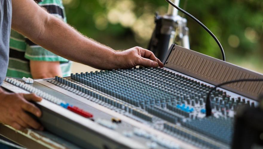 Service Audio: noleggio apparecchiature a Roma
