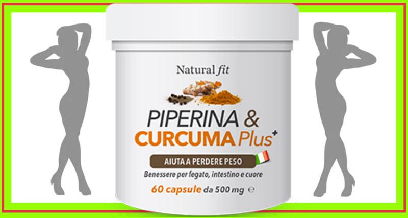 Piperina Forte e Curcuma: Le Spezie naturali Dimagranti