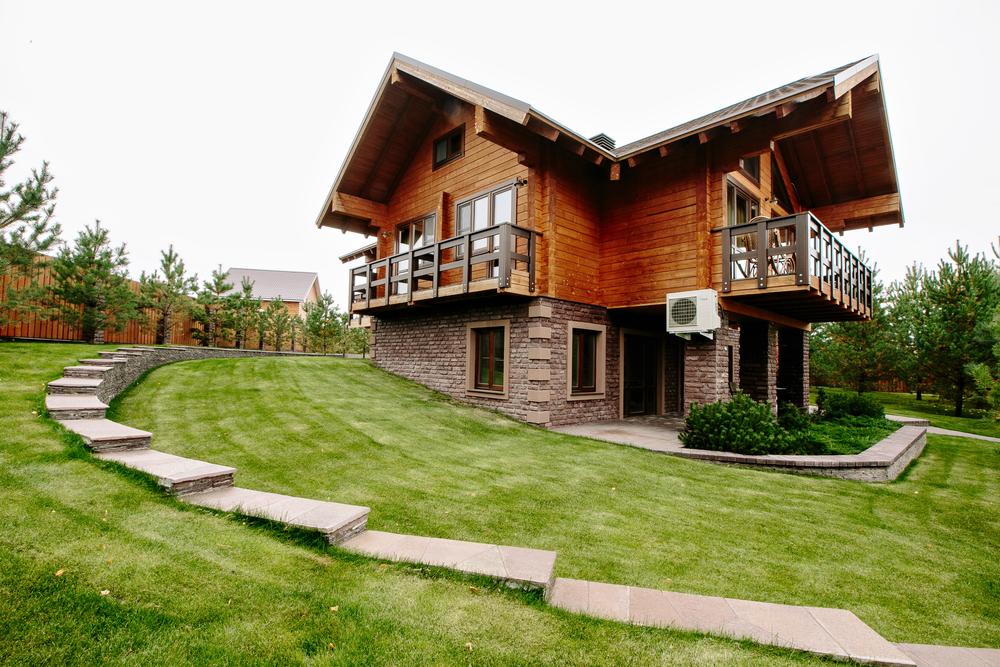 Case di legno: vantaggi per l'ambiente e per il portafogli
