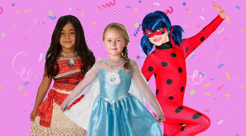 vestiti di carnevale bambini